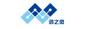 鸿之微logo